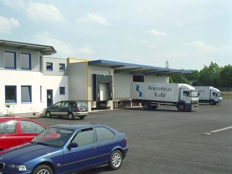 Neubau Logistikhalle mit Büro- und Sozialgebäude