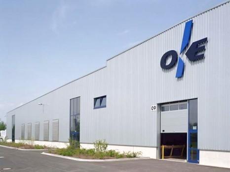 Neubau Produktionshalle mit Büro- und Sozialgebäuden