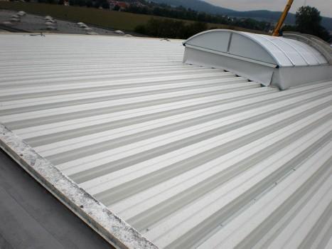 Neubau einer Fertigungs- und Lagerhalle, Sanierungsarbeiten