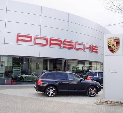 Porsche Zentrum Oldenburg und Osnabrück