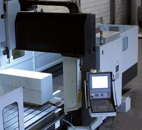 Portalfräsmaschine
