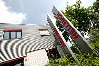 Seit 33 Jahren ist HOVING + HELLMICH Ihr Partner in Sachen Stahl.
